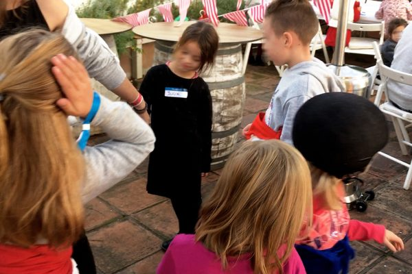 castellers event kids